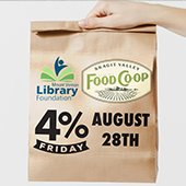 4% Friday - August 28th